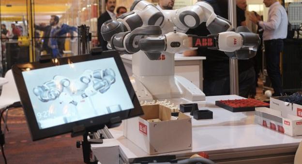 Robot Yatırımları Zivesi, Yeşilköy WOW Kongre Merkezi'nde Başlıyor.