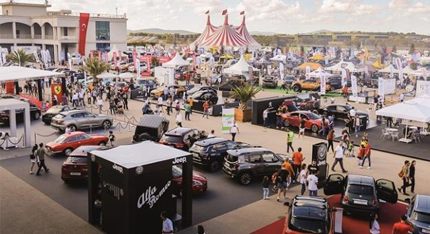 V Weekend Motoring, Intercity 27 Eylül'de İstanbul Park'ta Başladı!