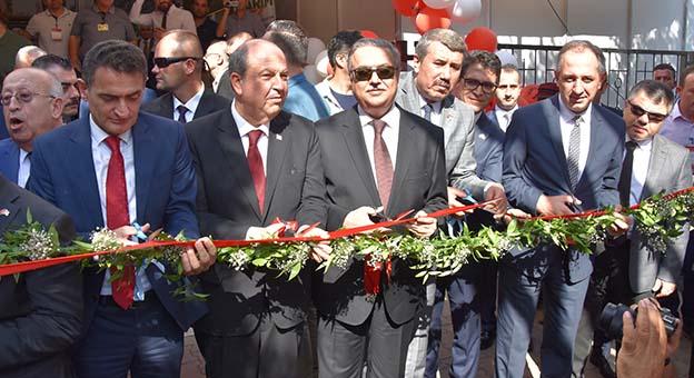 Türkiye'nin En Büyük İlçe Fuarı Açıldı!