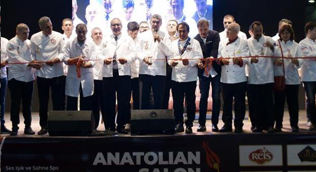 Türkiye'nin En Kapsamlı Gastronomi Etkinliği Gerçekleşti!