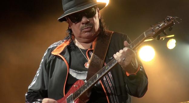 Carlos Santana'nın, İstanbul'da Boyacı Çocuklarla Olan Anısı!