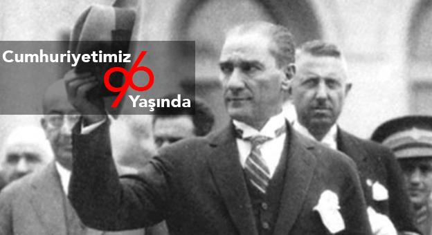 İstanbul'da Her Yer Kırmızı Beyaz!