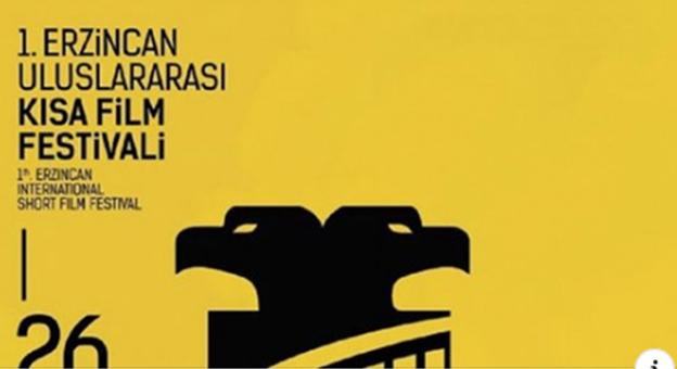 1. Erzincan Uluslararası Kısa Film Festivali Başladı!