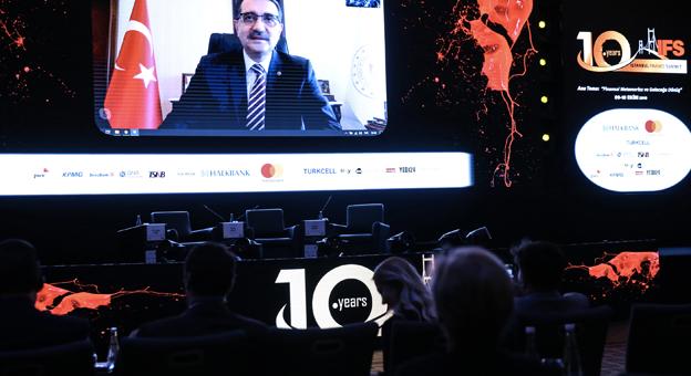 10. İstanbul Finans Zirvesi Gerçekleşti!