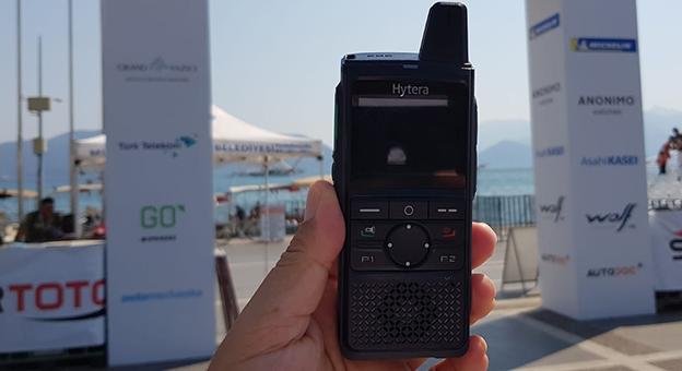 HYTERA PNC 370 Etkinlik Sektörünün Beğenisine Sunuldu
