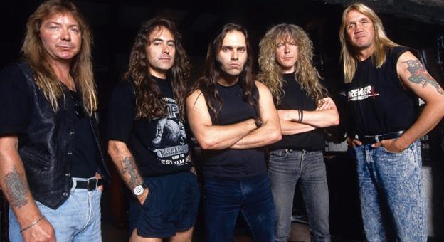 Iron Maiden'in Unutulmaz Solisti Blaze Bayley, Türkiye'ye Geliyor!