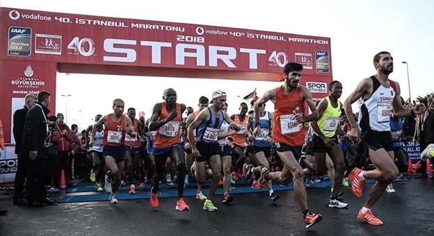 Şampiyonlar, Maraton'da Sahneye Çıkıyor!