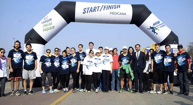 Organ bağışı farkındalığı için koşacaklar… Run For Life Başlıyor!