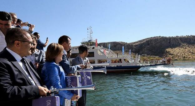 Rumkale Su Sporları Festivali, Gaziantep'te Gerçekleşti!