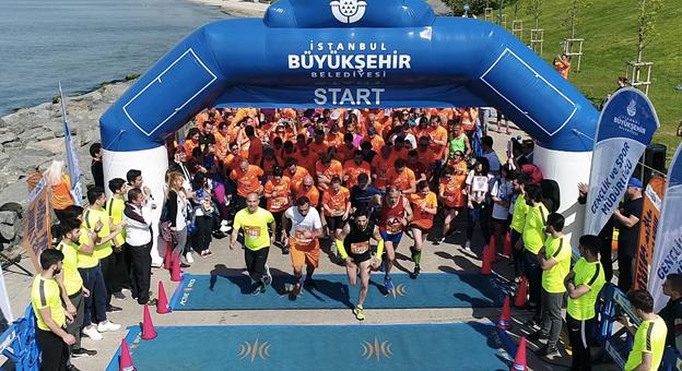 İBB RunTOFD Koşuları 12 Ekim'de Caddebostan'da Gerçekleşti!