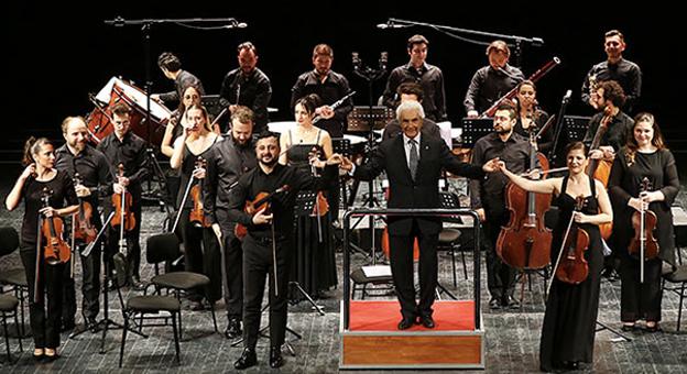 Süreyya Operası Ulusal Beste Yarışması 2020 Açıldı!