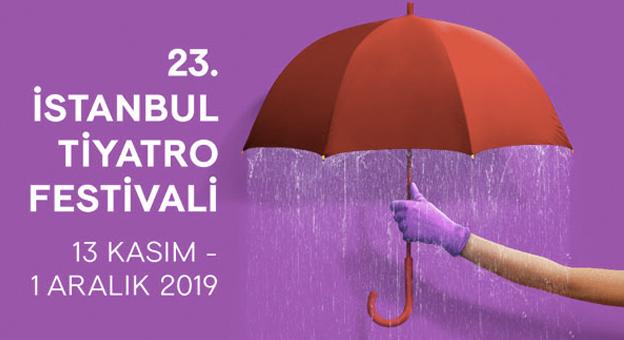 23.İstanbul Tiyatro Festivali Başlıyor!