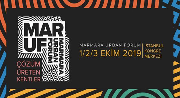 Marmara URBAN Forum, İstanbul Kongre Merkezi'nde Başladı!
