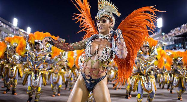 Her Yıl Milyonlarca Kişi, Rio Karnavalı İçin Bir Araya Geliyor!