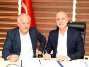 Antalya da üniversite sanayi iş birliği