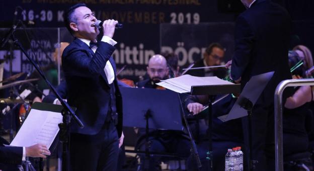 Antalya Piyano Festivali, Kusursuz Başladı!