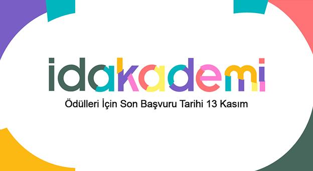 İDA Akademi Ödülleri Başvuruları İçin Son Günler