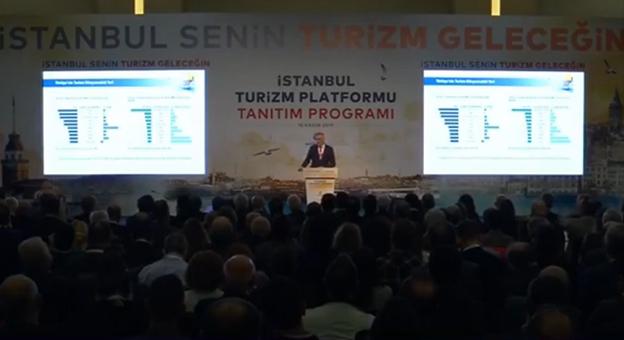 İstanbul'da Dev Turizm Buluşması Başladı!