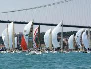 Boğazı renklendiren ve şenlendiren bir etkinlik: VISA destekli Bosphorus Regatta