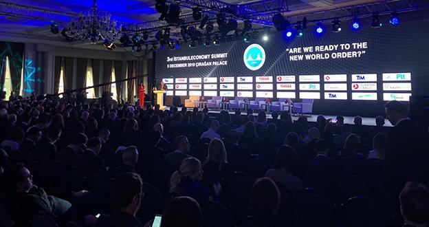 """3. İstanbul Ekonomi Zirvesi, """"Yeni Dünya Düzenine Hazır mıyız?"""" Dedi"""