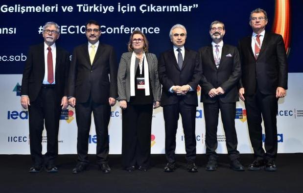 Sabancı Üniversitesi 10. IICEC Enerji Konferansı Yapıldı
