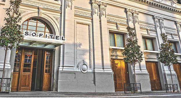Sofitel, Türkiye'deki ilk otelini Taksim'de açtı