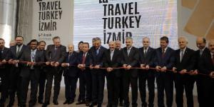 13.Travel Turkey İzmir Fuarı Kapılarını Açtı