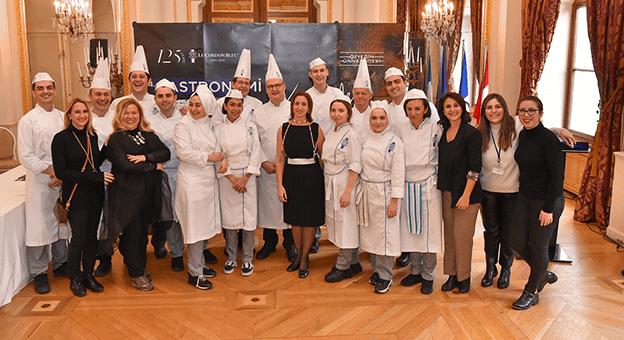 4. Gastronomi Trendleri Toplantısı Fransız Sarayı'nda Gerçekleşti