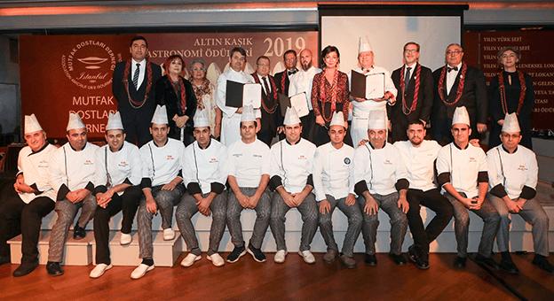 Altın Kaşık Gastronomi Ödülleri Sahiplerini Buldu