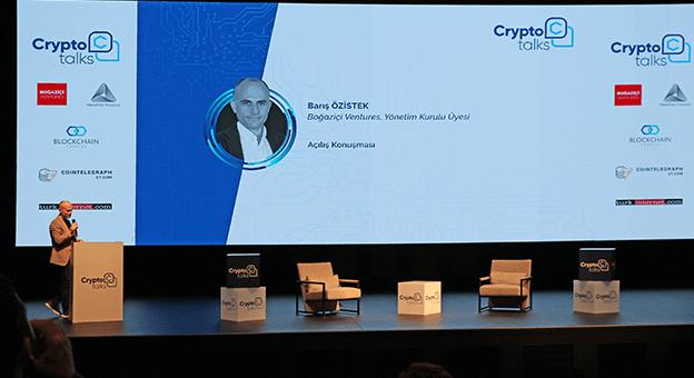Crypto Talks Kripto Para Uzmanlarını Konuk Etti