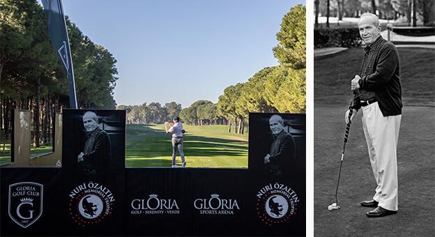 Nuri Özaltın Memorial Golf Trophy Başlıyor