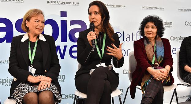 WEF Kadın Liderler Oturumunda Türkiye'yi Adviye Bergemann Temsil Ediyor