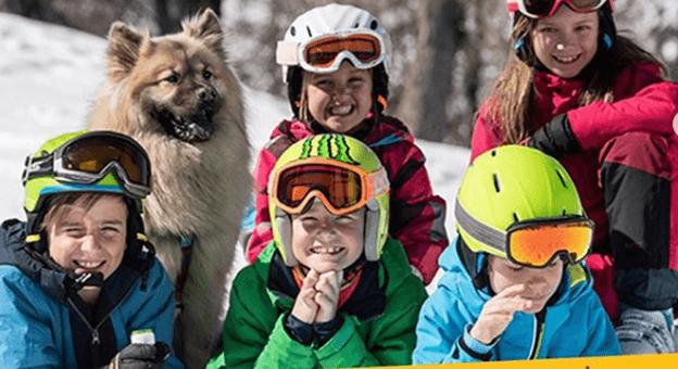 AKUT Doğada Yaşam Sömestir Kış Kayak Kampı
