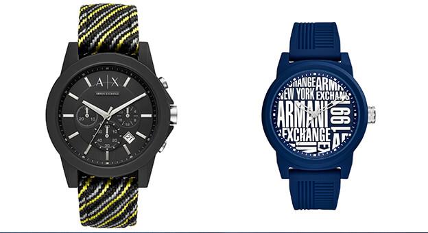 Renkli Ruhlara Özgür Tasarımlar: Armani Exchange