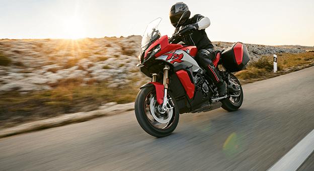 BMW, Motorrad'ın Yeni Modelini Görücüye Çıkardı