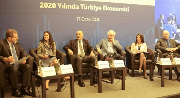 Tüsiad EAF Konferansı Koç Üniversitesi'nde Düzenlendi