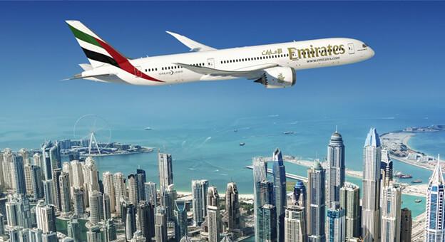 Emirates'e Londra'dan 5 Ödül