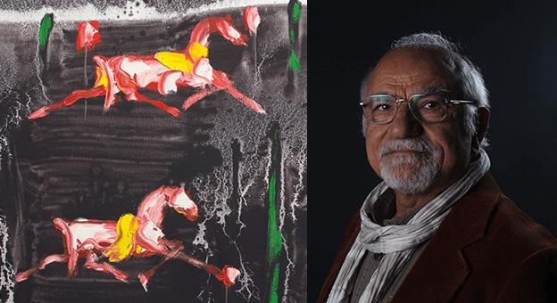 """Fevzi Karakoç, """"Geçişler"""" Adlı Sergisi Gallery 11.17'de"""