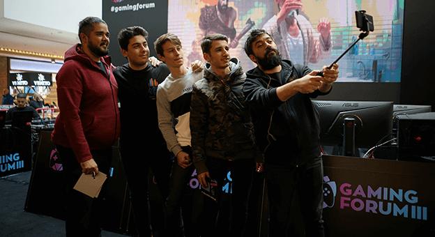 Oyun Dünyası Forum İstanbul'da Buluştu