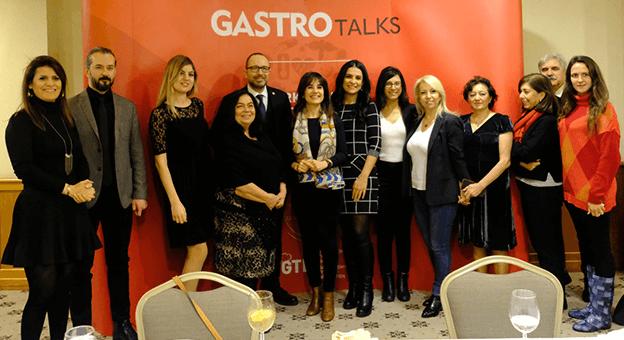 Marka Diyetisyeni Dilara Koçak Gastro Talks Konuğu Oldu