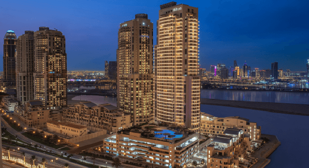 Hilton Doha The Pearl Katar'da Açıldı