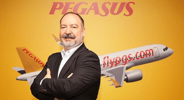 "Pegasus Havayolları CEO'su Mehmet T. Nane ""Yılın CEO'su"" Seçildi"
