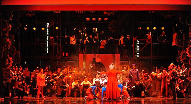 """Charles-François Gounod'un Başyapıtı Sahnelenecek """"FAUST"""""""