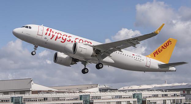 Pegasus Hava Yolları, IATA Travel Pass için sözleşme imzaladı