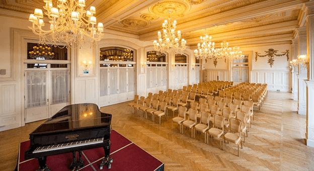 Pera Palace Cumartesi Konserleri 15 Şubat'ta Başlıyor