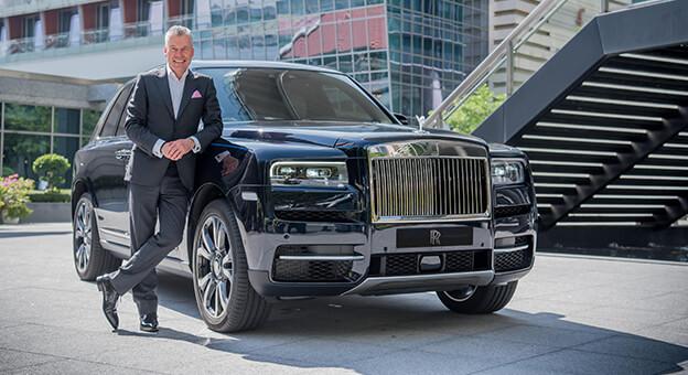 Rolls-Royce 2019'da Rekor Kırdı