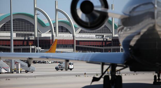 Sabiha Gökçen Havalimanı, Yeşil Bina Sertifikası Aldı