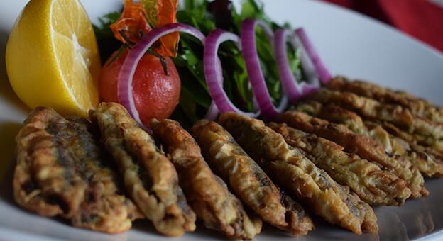 Zaxi Restaurant'da Hamsi Günleri Başlıyor