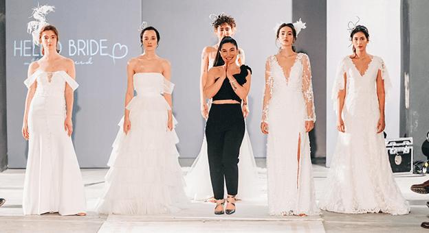 Bridal Weekend'te 2020'nin Trendleri Görücüye Çıktı
