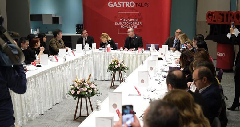 Demet Sabancı Çetindoğan, Gastro Talks'ın Konuğu Oldu
